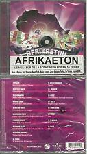 CD - AFRIKAETON : Le meilleur de la scène AFRO POP ( NEUF EMBALLE - 18 TITRES )