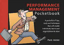 The Performance Management Pocketbook by Pam Jones (Paperback, 1999)