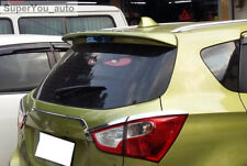 Unpainted Deflector Spoiler Tail Rear Wing For Suzuki S-Cross Spoiler 2014-2018