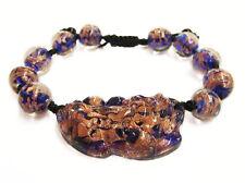 Feng Shui Blue LiuLi Pi Yao Bracelets