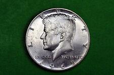 1965-P   AU   Kennedy  SILVER  Half  Dollar (40% Silver)