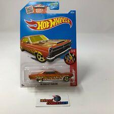 '66 Ford 427 Fairlane #95 * Orange Kmart * 2016 Hot Wheels * ZC29