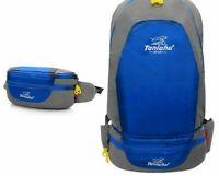 New Multifunctional Folding Men Women Waist Bags Outdoor Sports Travel Backpack