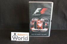 """Duke VHS Video """"FIA Formula 1 World Championship 2000"""" (MM1)"""