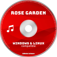 RoseGarden - Produce Music Audio Sounds Production MIDI Software -Cubase Alterna