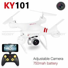 Selfie RC Quadcopter Drone HD Camera FPV WIFI 2.4Ghz Altitude Hold Headless Mode