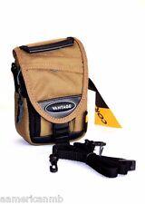 BROWN Vantage Condura Photo Camera Case Neck Bag Nylon Weather Tears Resistant