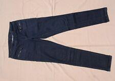 CACHE Women's Jeans Blue Stretch DENIM Skinny, Size 4
