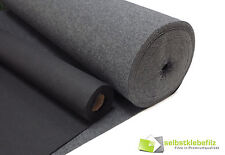 Pro Felt Fabric Strong Self Adhesive 2-10 MM White Braun Black Grey From 0,1m
