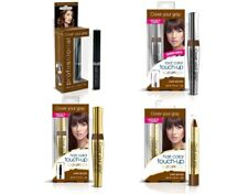 Cover Your Roots Pro Gray Coverage - 4 Piece Waterproof Set, Dark Brown