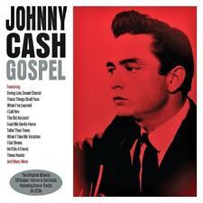 JOHNNY CASH - GOSPEL -  (NEW SEALED 2CD Digipak) HYMNS