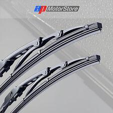 METAL FRAMED Wiper Blades Fits Renault Scenic MK I MPV 2.0 16V RX4