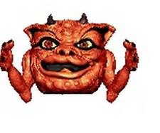Tri Action BOGLINS First Edition DARK LORD Hand Puppet BIG New 2022 PRE-ORDER!!!