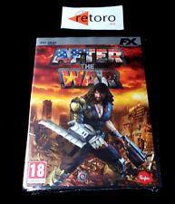 AFTER THE WAR PC DVD Pal-España Español NUEVO Factory SEALED Precintado
