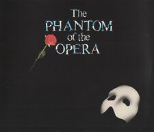 THE PHANTOM OF THE OPERA - MICHAEL CRAWFORD / SARAH BRIGHTMAN - DOUBLE FATBOX CD