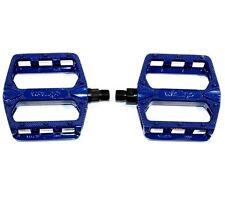 Wellgo Fahrrad Pedal B155 blau Paar Pedale