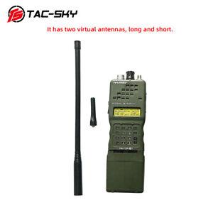 TAC-SKY AN / PRC 152 152A military radio walkie-talkie model virtual broadcast
