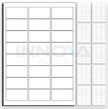 24 Labels Per Page, 200 Sheets 63.5 x 33.9cm Amazon FBA L7159 & J8159 Compatible