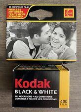 Kodak 400 Film Black & White 35mm 24 Exp. Expired 06/2006 NOS