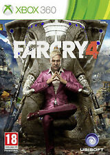 Far Cry 4 (Xbox 360, 2014) Pre-owned