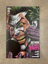 Batman Three Jokers #2 Premium Make Up Variant DC 2020