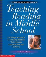 Teaching Reading in Middle School (Grades 5 & Up) Laura Robb Paperback