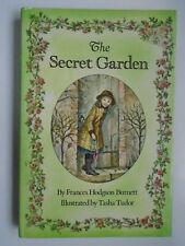 The Secret Garden, Frances Hodgson Burnett, Tasha Tudor, DJ, 1990s
