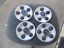 "Center caps Hubcaps 2000-2002 Oldsmobile Intrigue 12 spoke 16"" Alloy Wheels Rims"