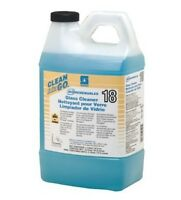 Spartan 4835 Clean On The Go BioRenewables 18 Glass Cleaner, 2 Liter