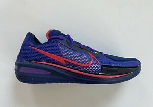 Nike Air Zoom X GT Cut Blue Void Glitch Basketball Shoes CZ0175-400 Size 13