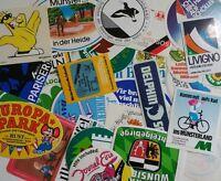 STICKERBOMB 300 Stück Aufkleber/Sticker Konvolut Sammlung