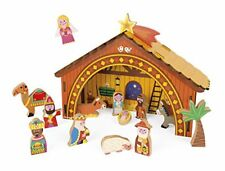 Janod - J04538 la Crèche de Noël bois