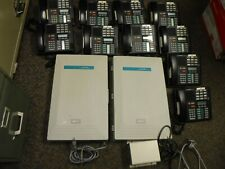 Nt5B01 Northern Telecom Meridian Telephone Systems With 10 Phones