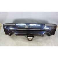 BMW E39 5-Series Touring Wagon Rear Bumper Rebar Reinforcement Bar 1999-2003 OEM