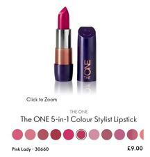 Oriflame The ONE 5-in-1 Colour Stylist Lipstick - Pink Lady, New