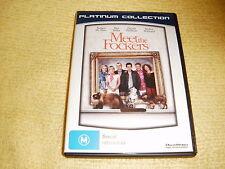 MEET THE FOCKERS comedy 2004 DVD as NEW Ben Stiller robert de niro R4