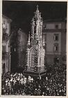 # VITERBO: MACCHINA DI S. ROSA - 1949