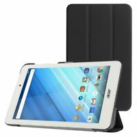 Tablethutbox Slim Smart Cover Case for Acer Iconia One 8 B1-850 / B1-860 Tablet