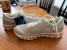 GEL-Quantum 360 Knit 2 Women Running Shoes Birch/Feather Grey T890N 200 US 8.5