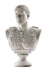 Prima Porta Augustus Octavian Roman Sculpture Bust Replica Reproduction