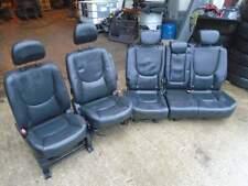 Hyundai Matrix 2001-2009 Interior Front and Rear Seats Leather