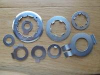 TWK124 BSA A7 A10 RGS 1950-1962 ENGINE & GEARBOX LOCK / TAB WASHER SET KIT
