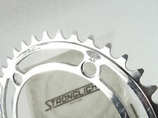 "Stronglight 63 Chainring 40T Road 122Bcd Vintage racing Bicycle 3/32"" 93 NOS"