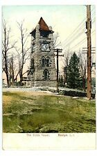 Roslyn LI NY - THE CLOCK TOWER - Postcard