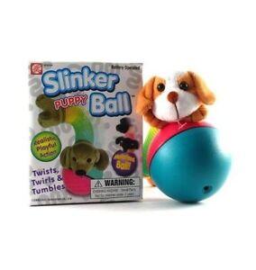 Slinker Ball Puppy Gift Fun Toy for Dog Cat Pets Children Kids Fun Joy Slinky