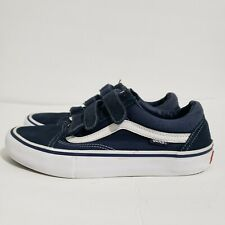 RARE VANS Ultracush 3V Triple Strap PRO Skateboarding Shoes Size 7.5Men's