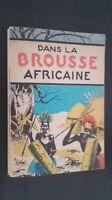 La Arbusto Africana M. H. Mauril Demuestra 17 Tablas Pin 1951