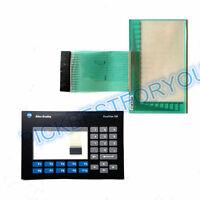 Allen-Bradley Panelview 550 2711-B5A2X Membrane Keypad+Touch Screen #H162D YD