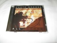 GARTH BROOKS ALL ACCESS LIMITED SERIES DVD *USED* VERY GOOD, SEE PHOTOS!