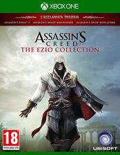 Assassin's Creed The Ezio Collection XBOX ONE IT IMPORT UBISOFT